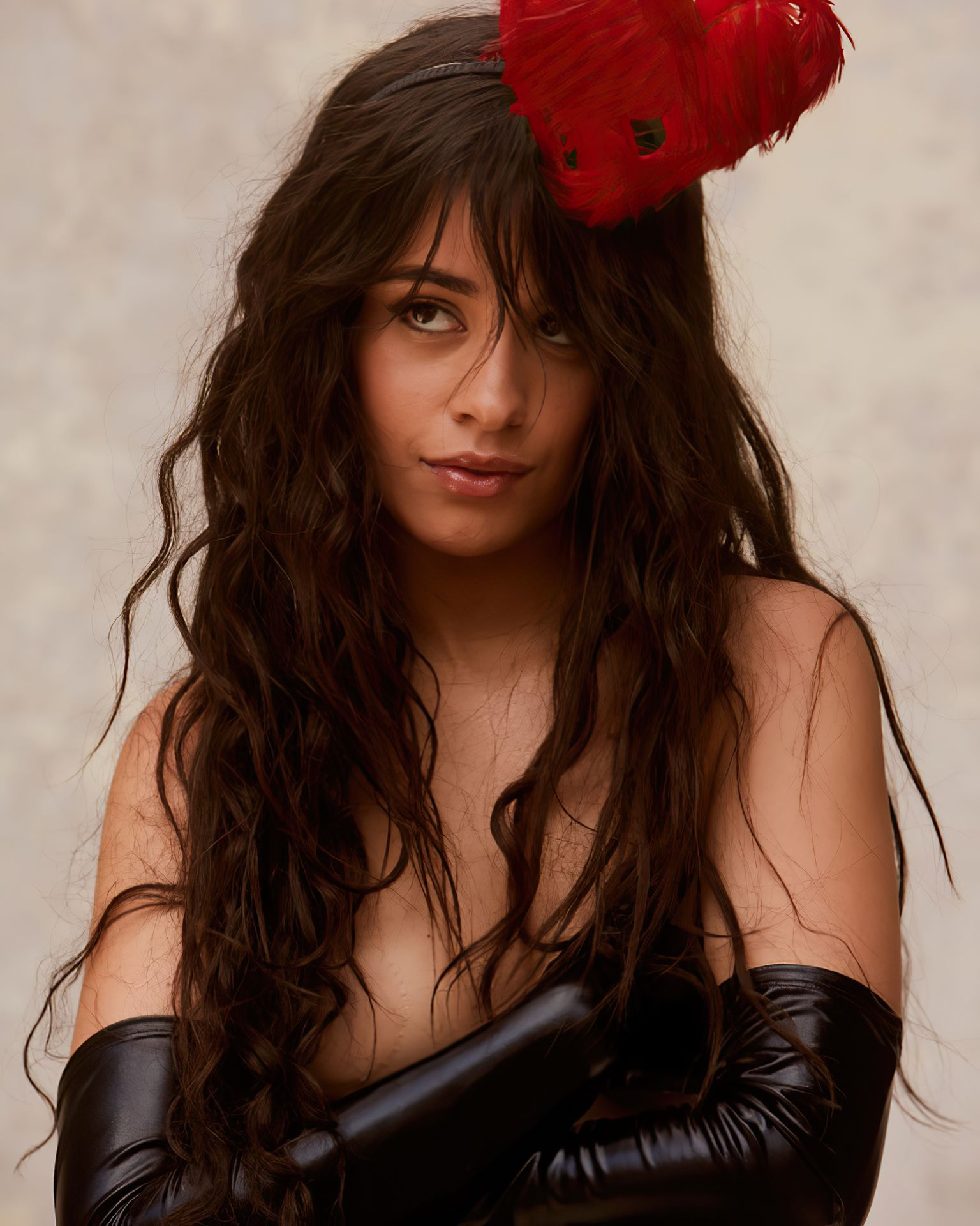 Camila Cabello Nipple Pasties