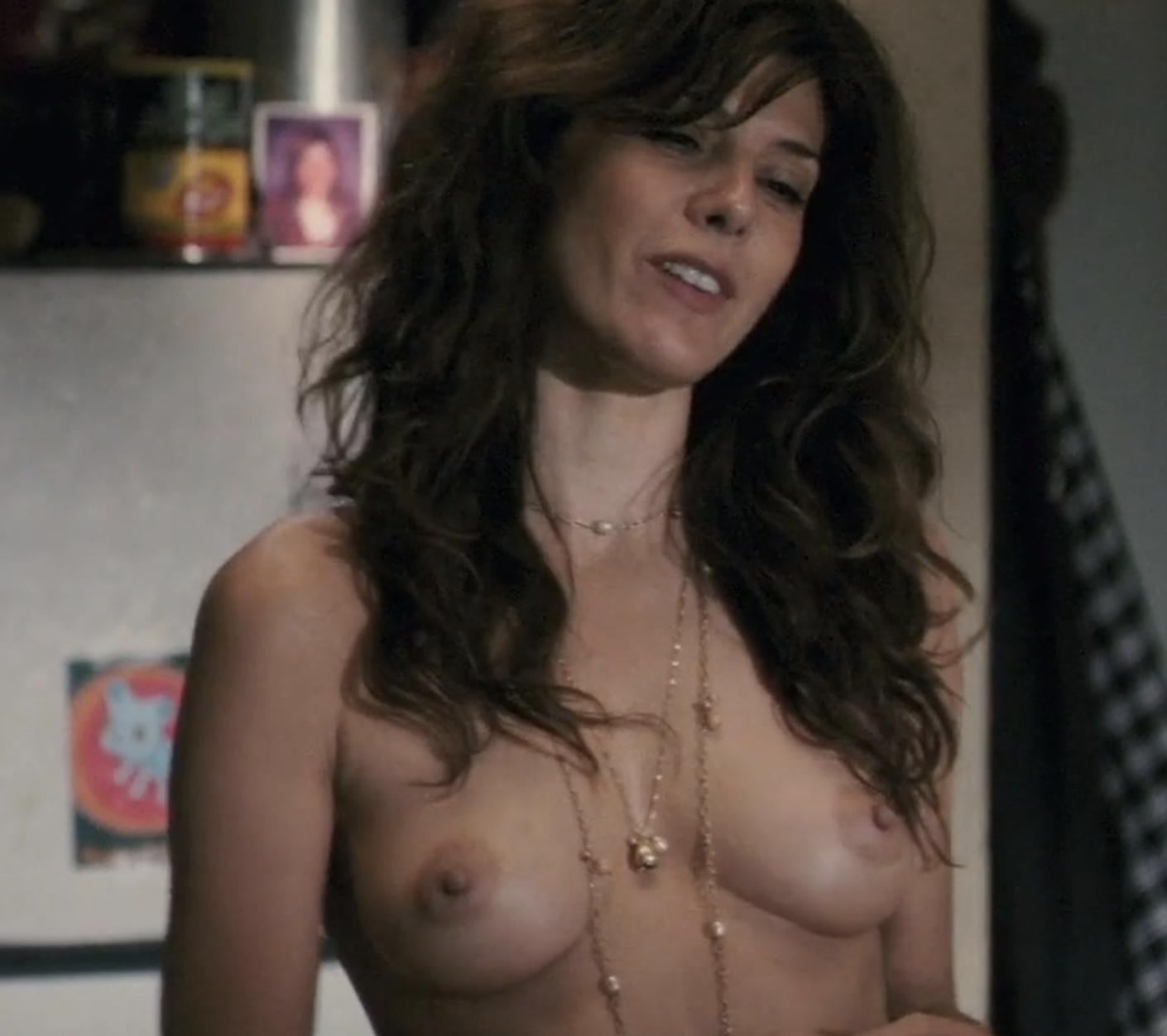 marisa tomei topless