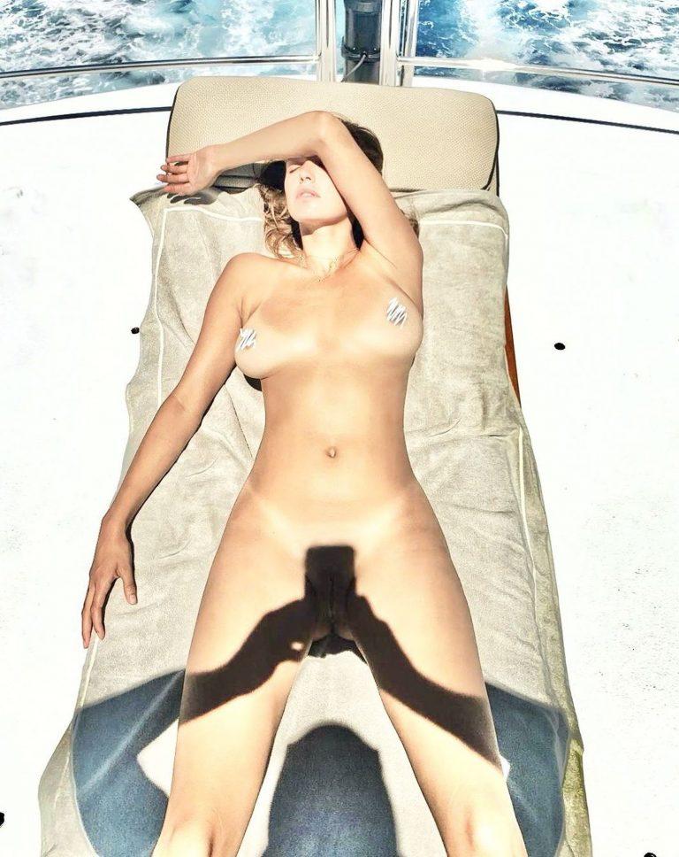 Alyssa Arce Nude Censored