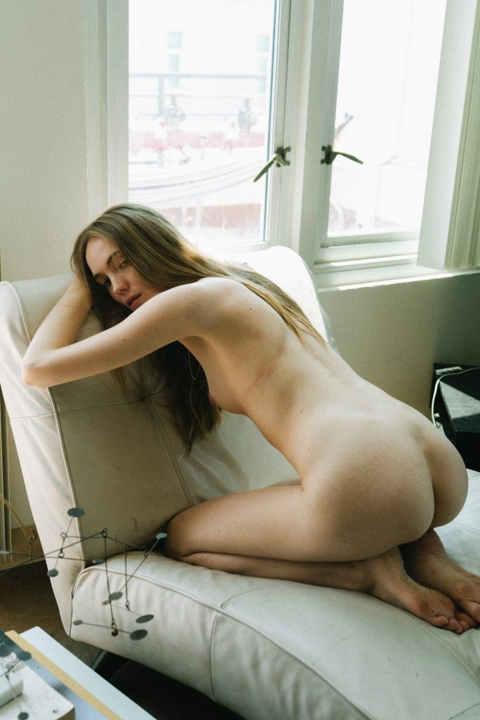 Ema McKie Nude in the Apartment!