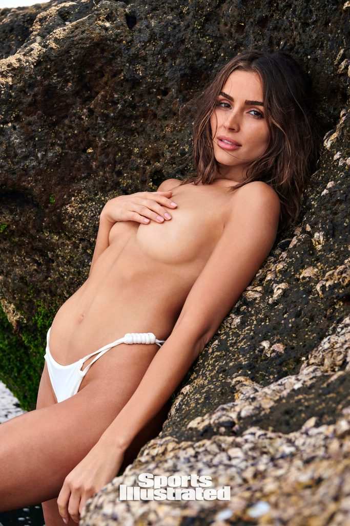 Behind the Scenes of Olivia Culpo in SI!