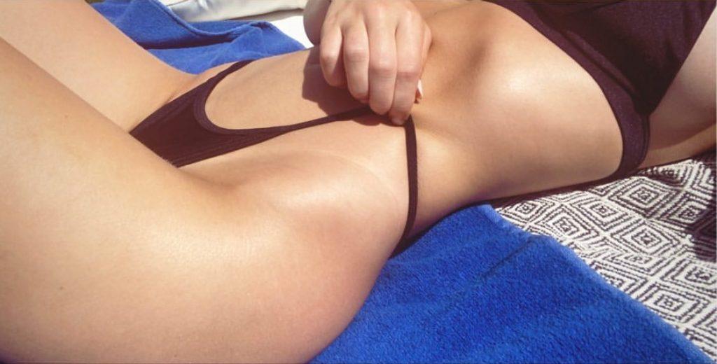 Sydney Sweeney's Tan Lines!