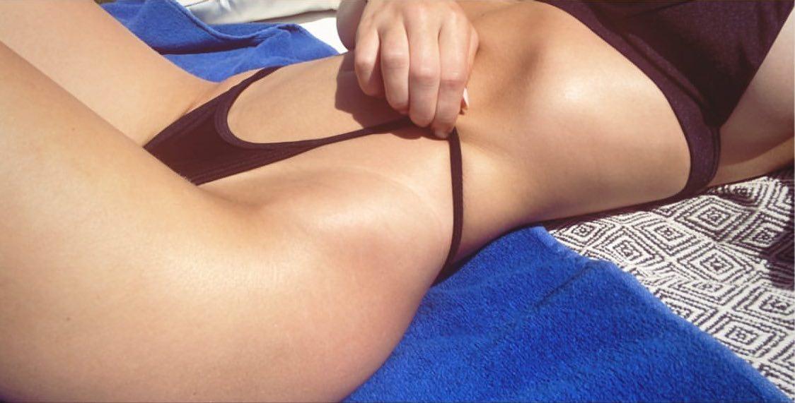 Sydney Sweeney Tan Lines