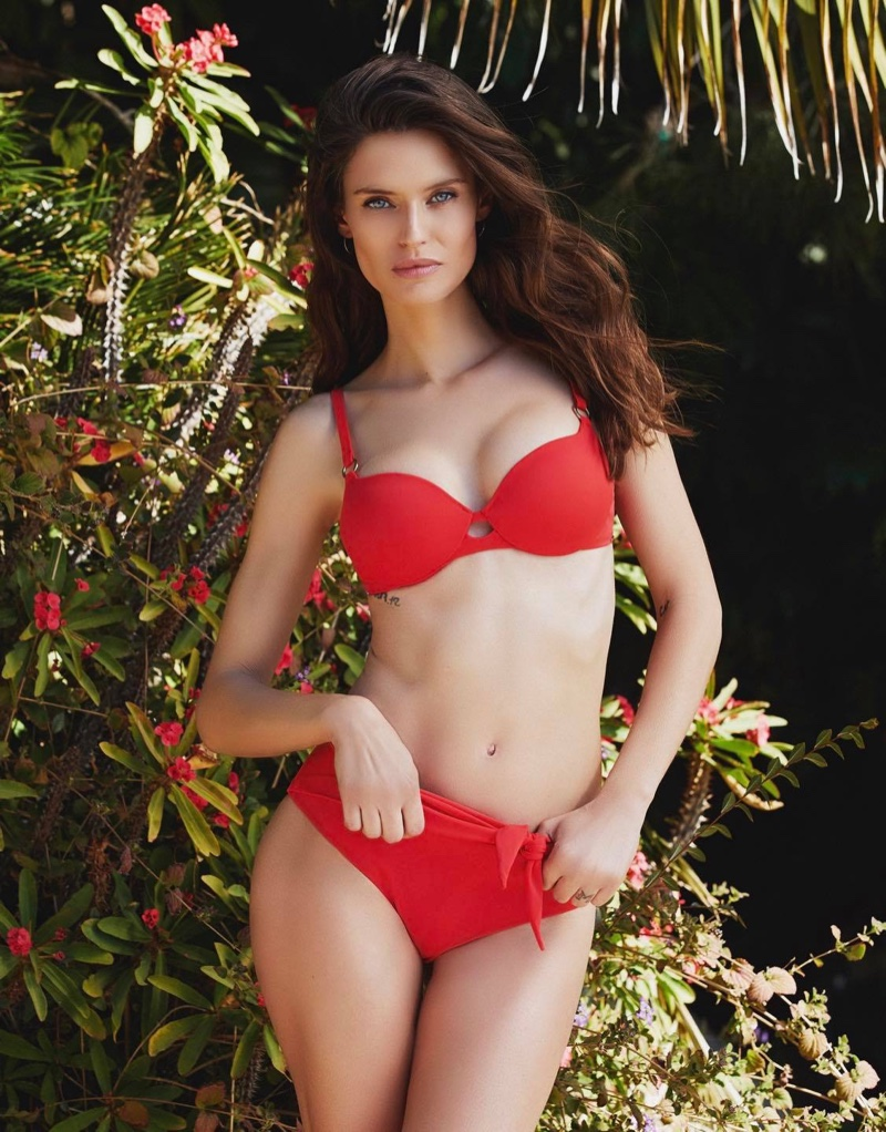 Bianca Balti for Yamamay Swim!