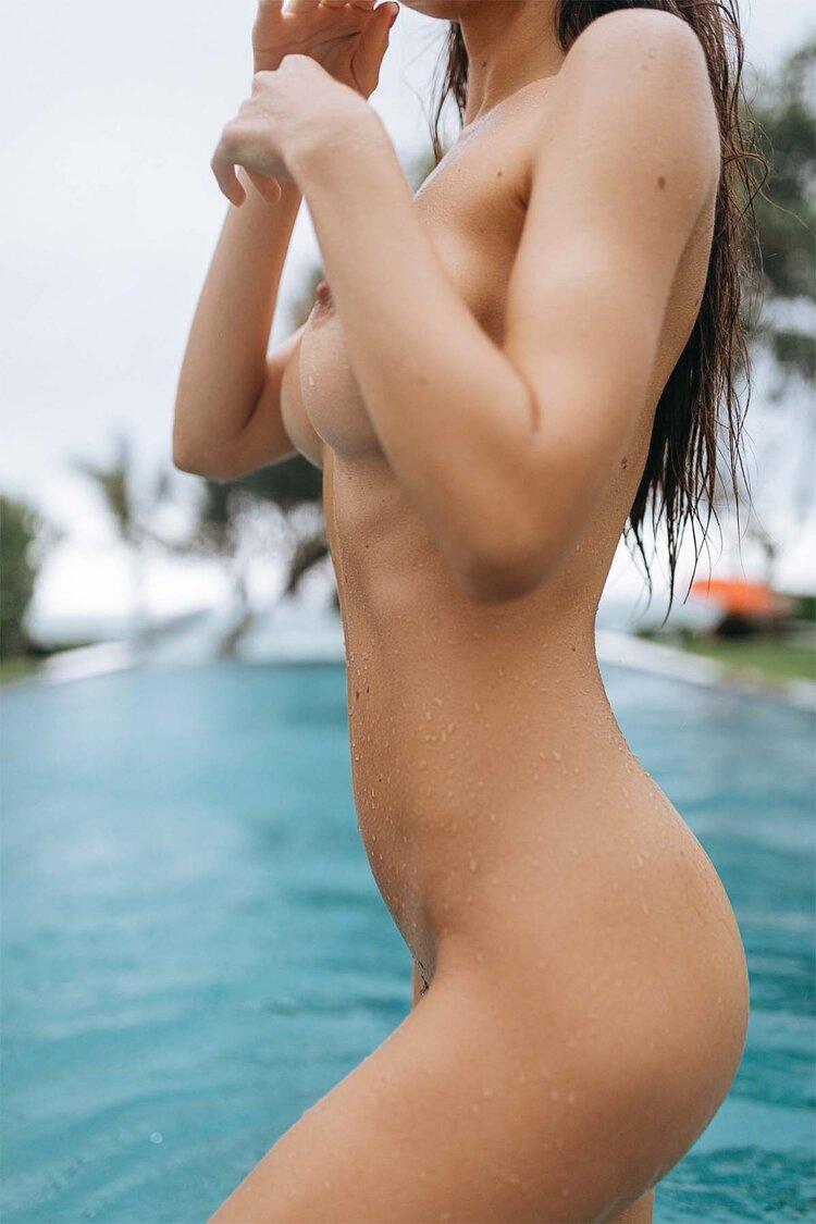 Naked zueva Ekaterina Zueva