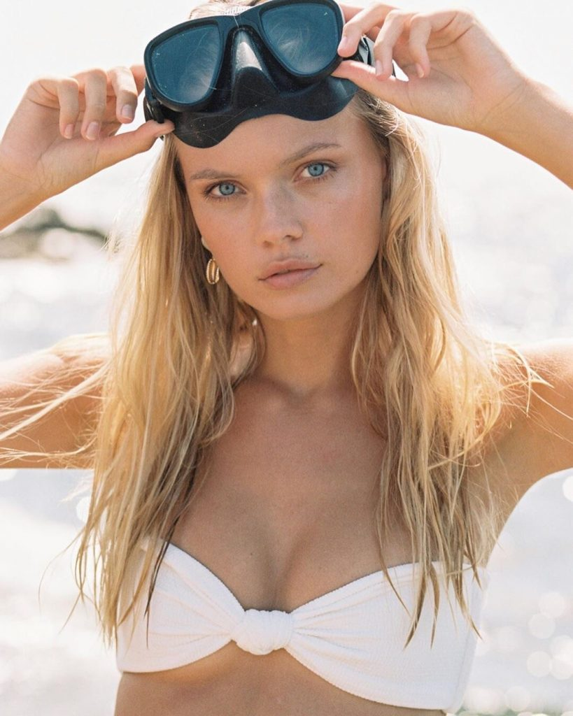 Ida Toft in her Bikini!