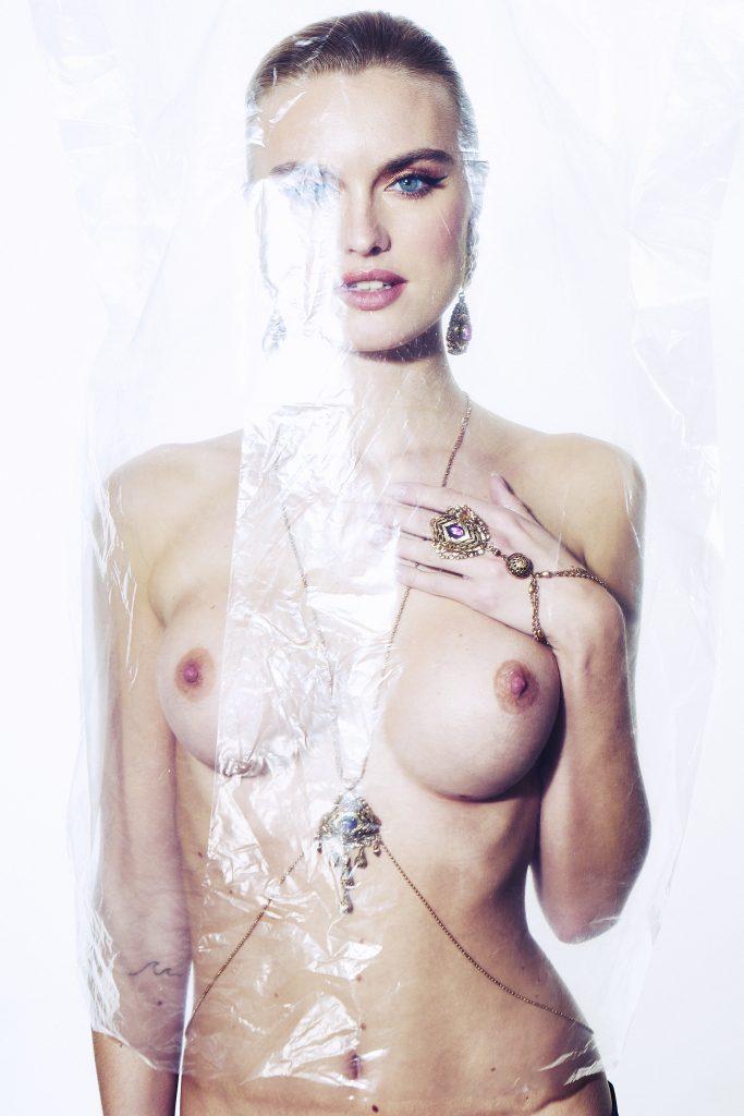Alberte Valentine Fashion Nudes!
