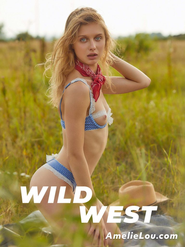 It is the Wild West!