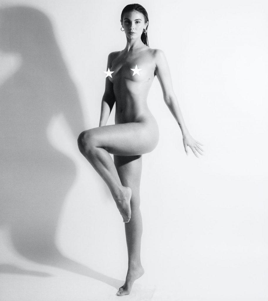 Carmella Rose is Human Art!