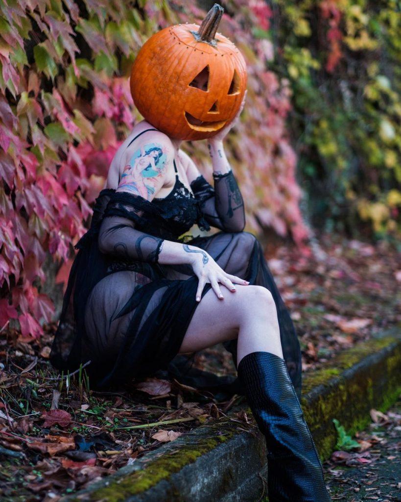 Ireland Baldwin is Ready for Halloween!